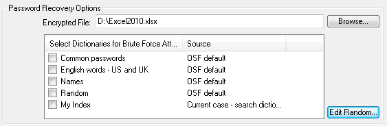 OSForensics - FAQs - Password Recovery